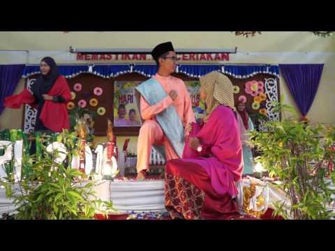 Zapin Usik Mengusik SMK Bukit Tunggal