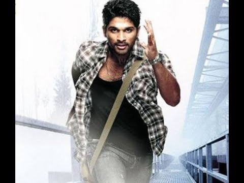 Allu arjun mashup songs