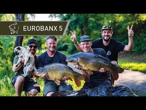EUROBANX 5 with Alan Blair and Oli Davies - CARP FISHING FULL MOVIE