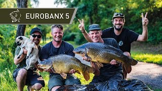 EUROBANX 5 with Alan Blair and Oli Davies - CARP FISHING FULL MOVIE