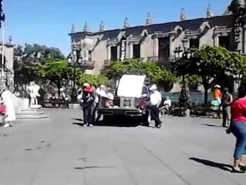 MARCHA MITIN Y TOMA DE #TELEVISA CONVOCADA POR LA #AMDJ EN GUADALAJARA - 2