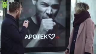 Шведский рекламный щит кашляет на курильщиков(Креативная социальная реклама от шведов — рекламный щит кашляет на курильщиков :) Щит оборудовано обычным..., 2017-01-18T12:50:21.000Z)