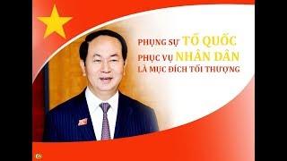 Trần Đại Quang chủ tịch nước đã ra đi đột ngột vì căn bệnh hiếm gặp [ Hoàng Nguyễn TV ]