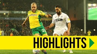 HIGHLIGHTS: Norwich City 1-0 Swansea City