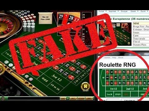 Download L'arnaque des logiciels de roulette pour inciter les gens à jouer...