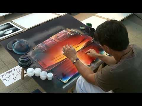 20$ Masterpiece - Street Artist