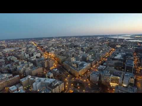 GoPro- Washington DC At Night