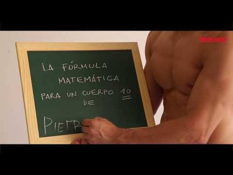 Pietro Boselli × Men's Health Espana Fitness Tips