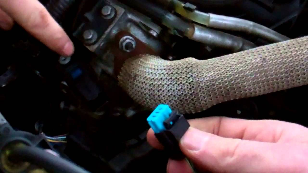 How to change throttle Valve on Land Rover Freelander 2 / Evoque 2 2 Diesel