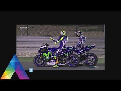 HIGHLIGHTS MOTO GP 27 MARET 2016 4-2