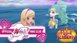 Regal Academy 2 | Ep. 15 - La Cola de Sirena (Clip)