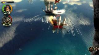 Pirates of Black Cove - Official gameplay trailer