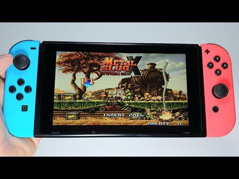 ACA NEOGEO METAL SLUG X - Nintendo Switch | The Best Classic Action Game Series Ever