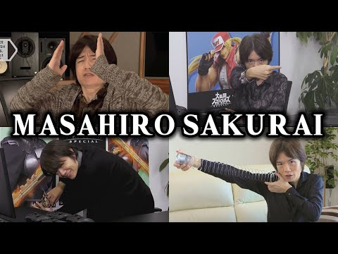Masahiro Sakurai Wholesome Smash Bros Moments Compilation