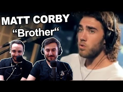 """Singers Reaction/Review To """"Matt Corby - Brother (Acoustic)"""""""