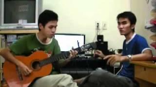 Đôi giày vải (Lam Trường)- guitar