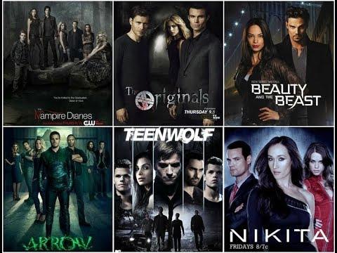 Top 5 best supernatural tv shows - YouTubeSupernatural Tv Show