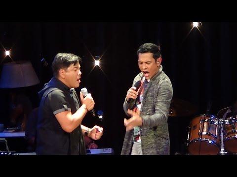 MARTIN NIEVERA & GARY VALENCIANO - 80's Medley (House of Mon: Live @ Music Museum!)
