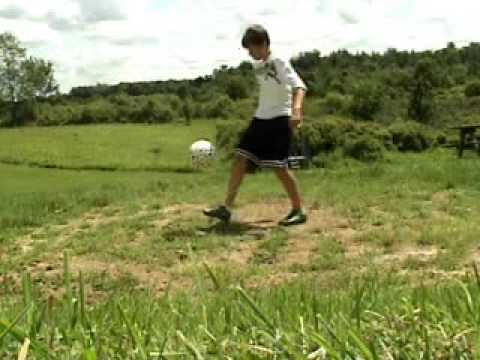 Cool Soccer Tricks and Volleys - YouTube