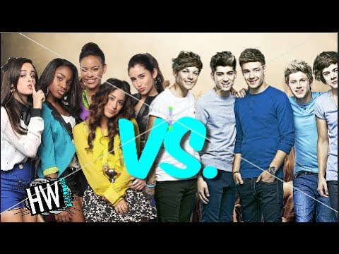 Who is camila from fifth harmony dating one direction