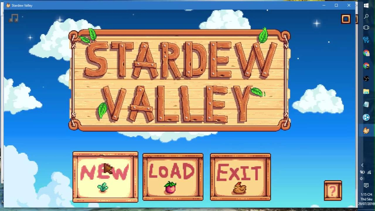How to set up co-op mod Stardew Valley
