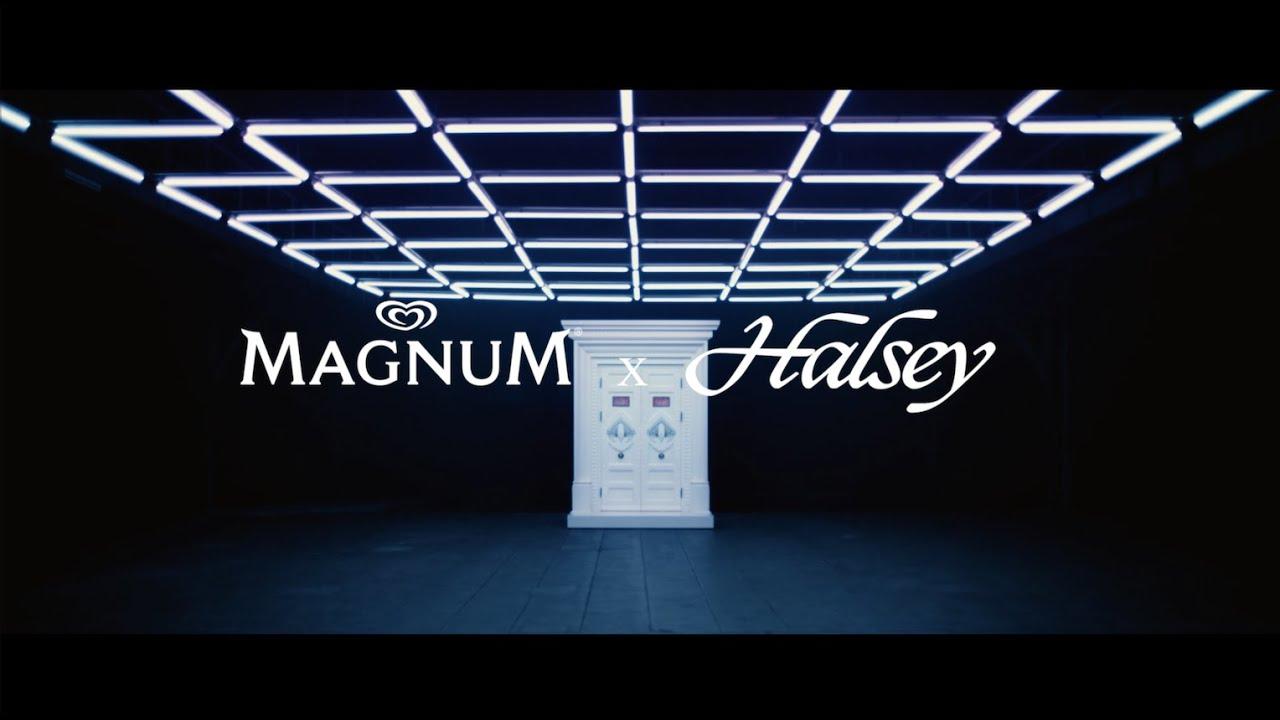 Halsey X Magnum Ice Cream #TrueToPleasure Film