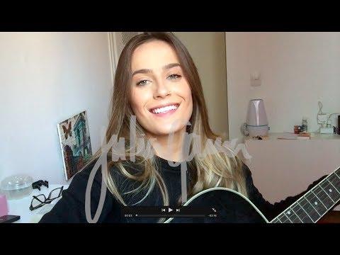 Julia Gama -  Sorte que cê beija bem Maiara e Maraisa