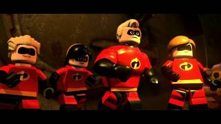 THE UNDERMINER - Lego The Incredibles (PC)