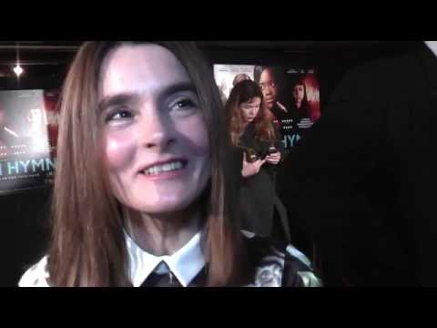 Premiere: Shirley Henderson, Michael Caton-Jones | Urban Hymn (The Fan Carpet)