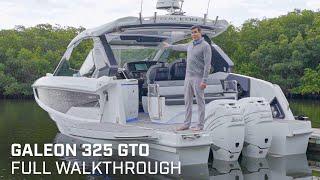 Galeon 325 GTO | Full In-Depth Walkthrough