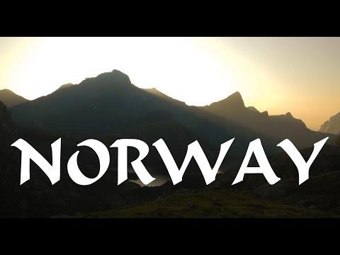 ►Trek en Norvège (31 jours)   Trekking in Norway : Jotunheimen & Lofoten (FR)