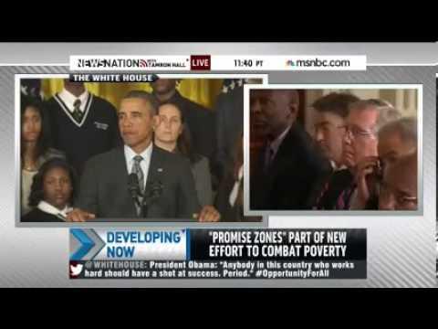 Obama Mispronounces Name Of Choctaw Nation