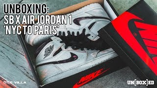 "UNBOXED: WEAR TESTING THE NIKE SB x JORDAN 1 ""DEFIANT"" EP. 57"