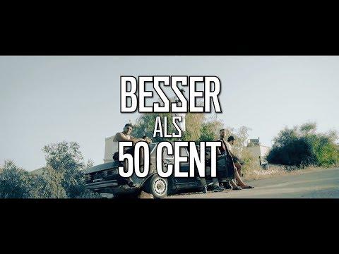 Veysel - Besser als 50 Cent (OFFICIAL HD VIDEO) prod. by Fonty