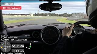 Sandown Raceway Track Day - Mini JCW GP2