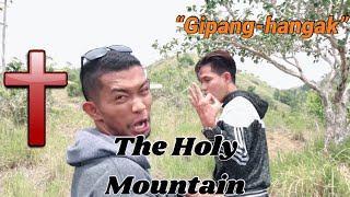 Mountain Climbing in Holy Mountain Video