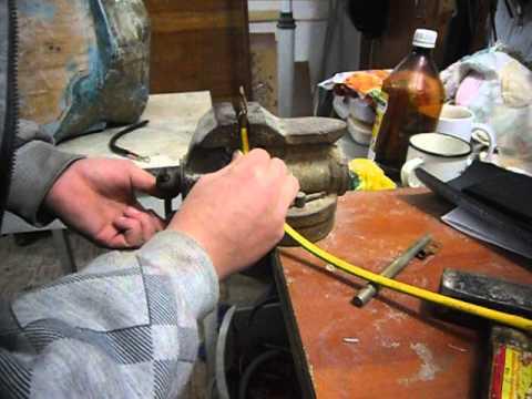 Как легко измерить своими руками диаметр тонкого медного провода .