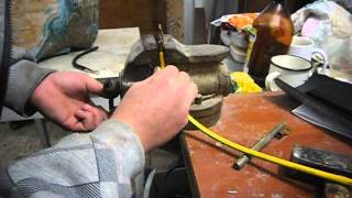 Как обжать силовой наконечник в гаражных условиях(, 2014-12-30T09:46:48.000Z)