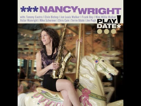 Spotlight On:  Nancy Wright and the Rhythm & Roots Band