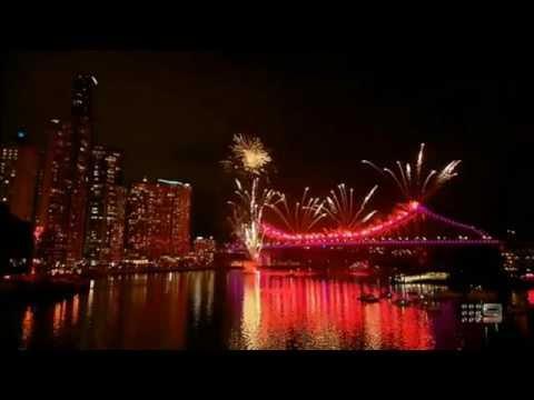 Brisbane Sunsuper Riverfire 2014