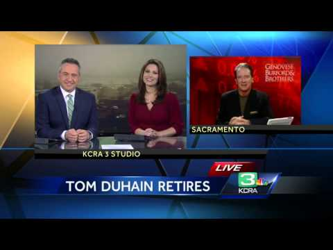 Kelly Brothers shares his memories of Tom DuHain