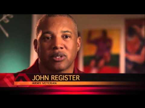 John Register | Paralympic Athlete | Military Veteran | Video Biography