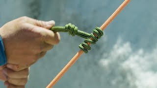 #05 Wichtige Knoten für Hochtouren