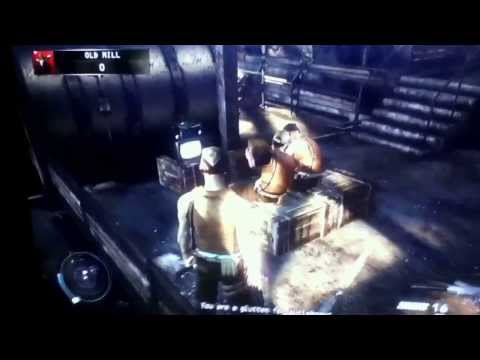 Hitman Absolution Easter Egg: Mortal Kombat