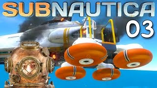 "Subnautica Gameplay Ep 03 - ""Bladders & Vehicle Constructors!!!"" 1080p PC"