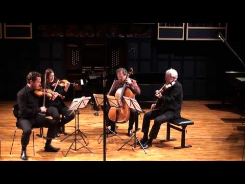 Dvorák String Quartet
