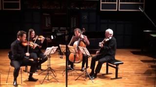 """Dvorák String Quartet """"American""""  Bowman,Simonen,Dann,Lester"""