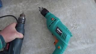 Обзор и сравнение ударных дрелей за 20$ Bort Craft Mastermax
