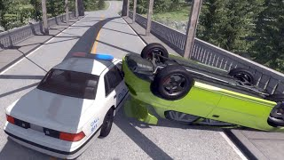 'Police Chase' - BeamNG.drive