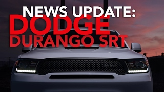 Dodge Durango SRT, New Hyundai Elantra GT and the Refreshed Toyota Tundra: Weekly News Roundup